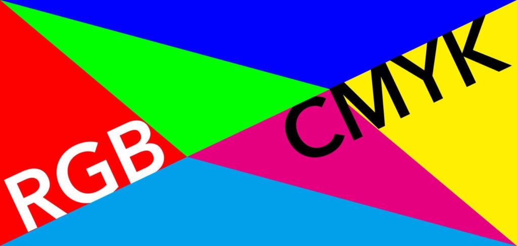 RGBとCMKYの違い